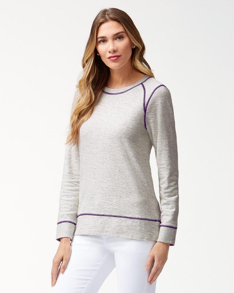 Main Image for Seashore Slub Pullover Sweatshirt
