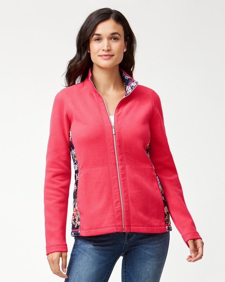 Main Image for Aruba Lorena Leis Full-Zip Sweatshirt
