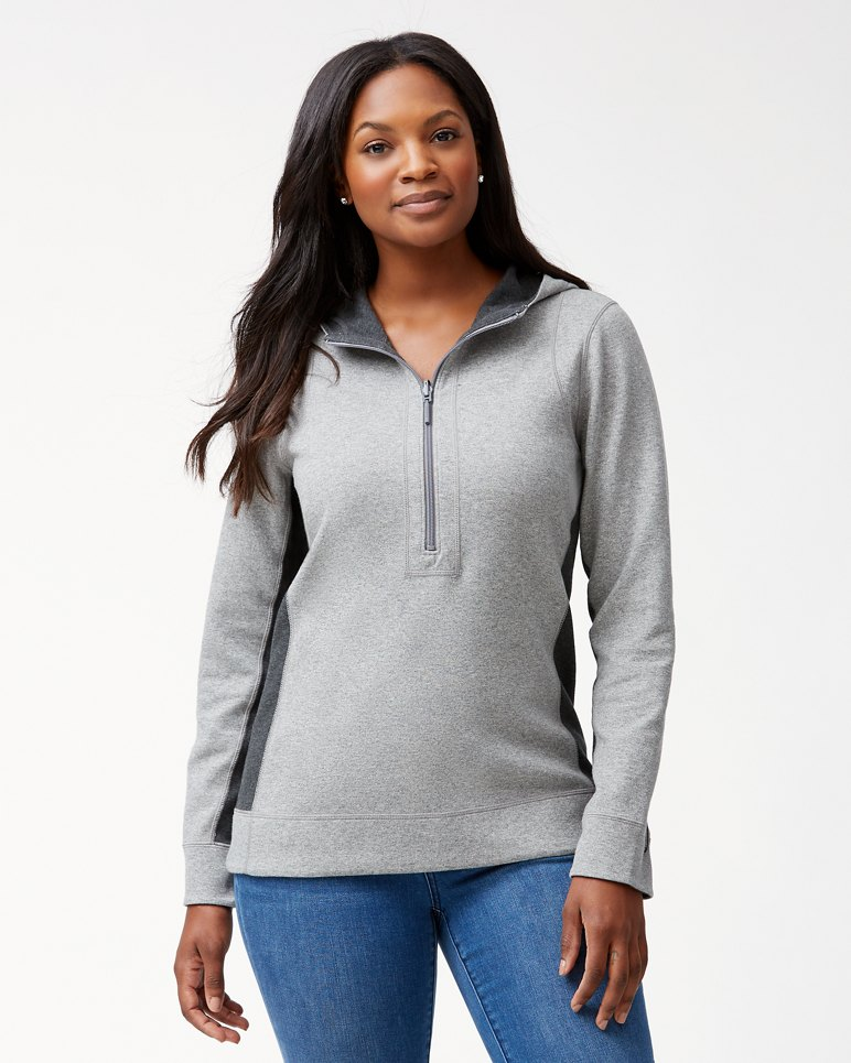 Main Image for Flip Side Reversible Hooded Sweatshirt