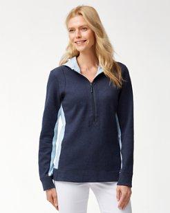 Flip Side Reversible Hooded Sweatshirt