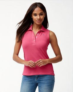 Paradise Classic Sleeveless Polo