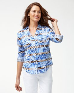 Mai Le Lei Knit Shirt