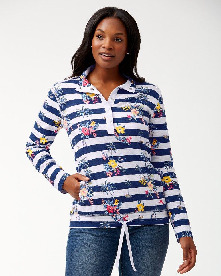 Main Image for Lanai And Order Half-Snap Sweatshirt