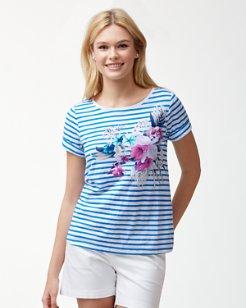 Florencia Stripe T-Shirt