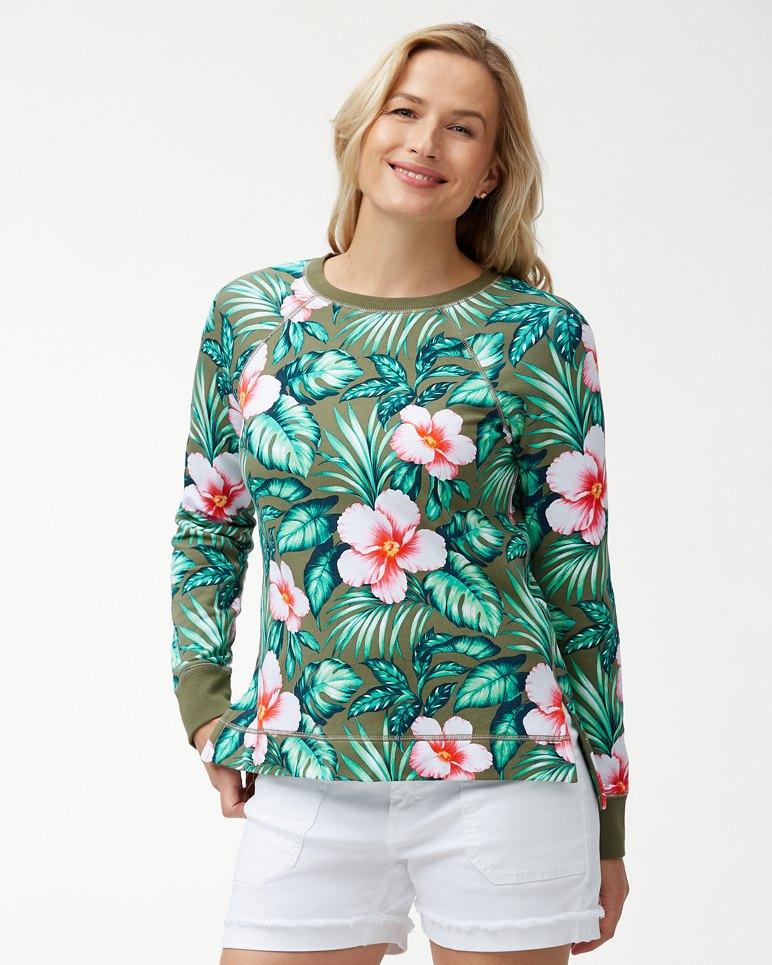 Main Image for Jen & Terry Flora Bora Sweatshirt