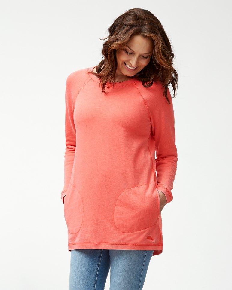 Main Image for Sea Glass Crewneck Sweatshirt