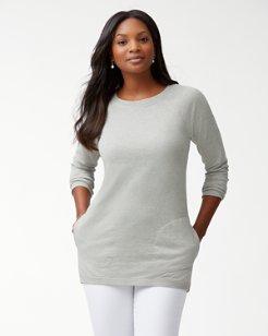 Sea Glass Crewneck Sweatshirt