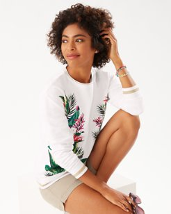 Paradiso Parrots Pullover