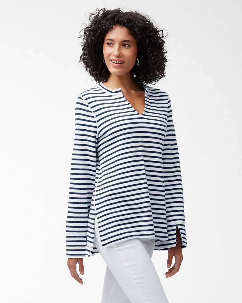 Main Image for Lightweight Aruba Stripe Tunic
