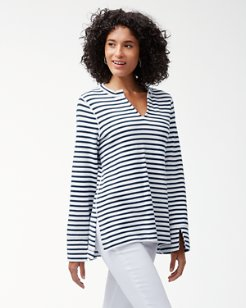 Lightweight Aruba Stripe Tunic
