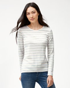 Stripe Is Right Long-Sleeve T-Shirt
