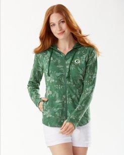 NFL Basta Blossoms Full Zip Sweatshirt
