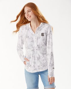 Collegiate Basta Blossoms Full-Zip Sweatshirt