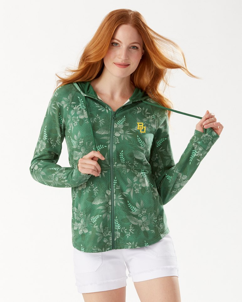 Main Image for Collegiate Basta Blossoms Full-Zip Sweatshirt