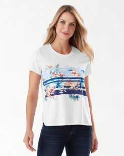 Resort Blooms T-Shirt