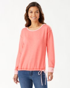 Sun Fade Flipside Crew Sweatshirt