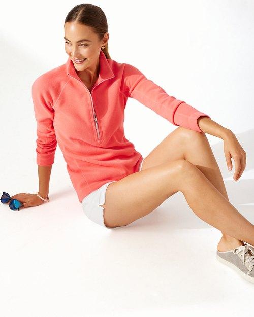 The New Aruba Half-Zip Sweatshirt
