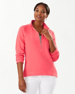 The New Aruba Half-Zip Sweatshirt