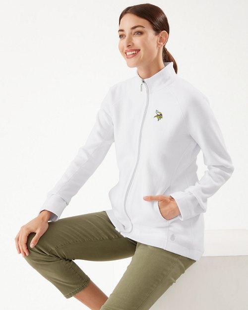 NFL New Aruba Full-Zip Sweatshirt
