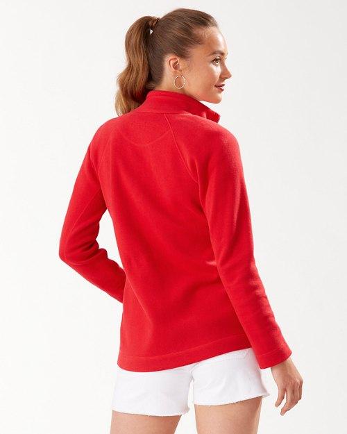 Collegiate New Aruba Full-Zip Sweatshirt
