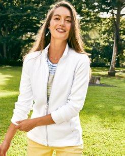 The New Aruba Full-Zip Sweatshirt