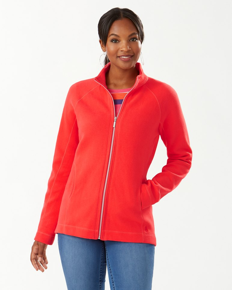 Main Image for The New Aruba Full-Zip Sweatshirt