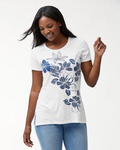 Mahana Crewneck T-Shirt