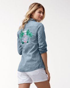 Birds Of A Feather Long-Sleeve Shirt