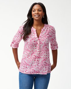 Bloombastic Gauze Top