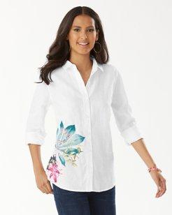 Starlight Canyon Linen Shirt