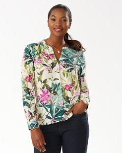 Starlight Canyon Silk Shirt