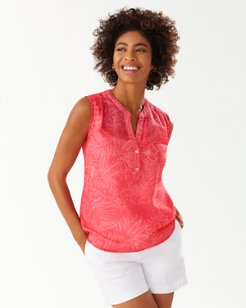 Ombra Blossoms Top