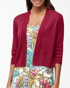Pickford Cropped Dress Cardigan