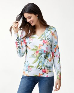 Madeira Blooms Pickford Sweater