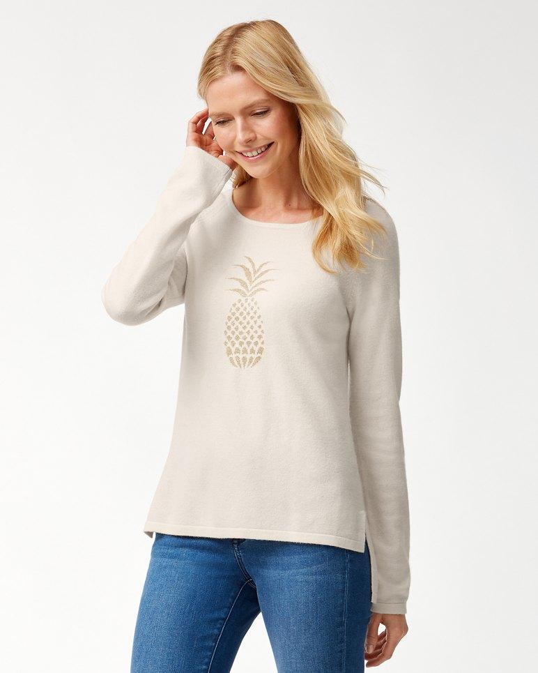 Main Image for Serena Pineapple Intarsia Sweater