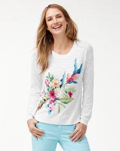 Tropicalia Crewneck Sweater