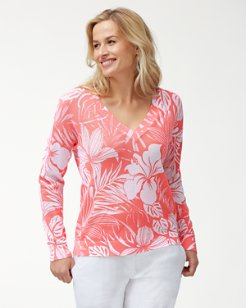 Mahana Open V-Neck Sweater