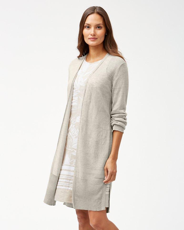 Main Image for Cedar Linen Long Cardigan