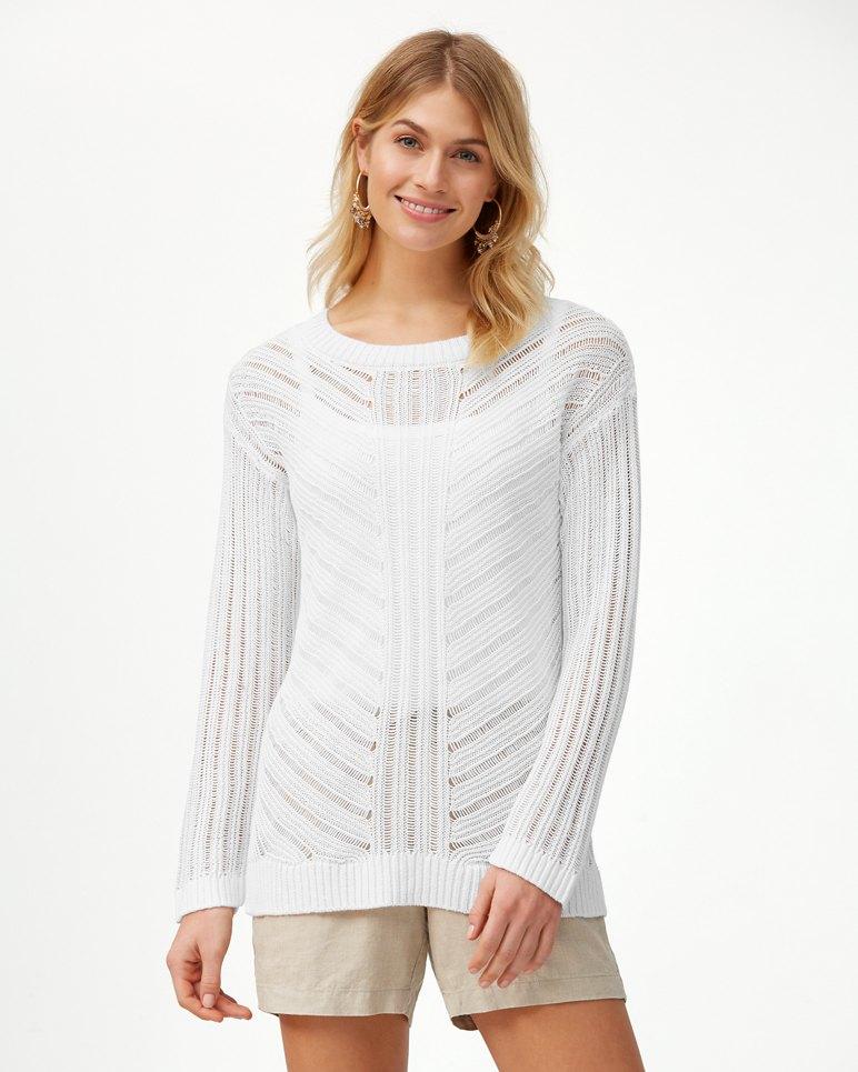 Main Image for Cedar Linen Pullover Sweater
