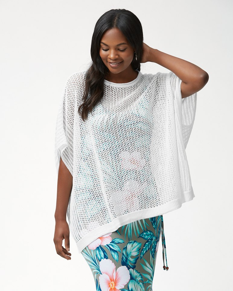 Main Image for Cedar Linen Weekend Poncho