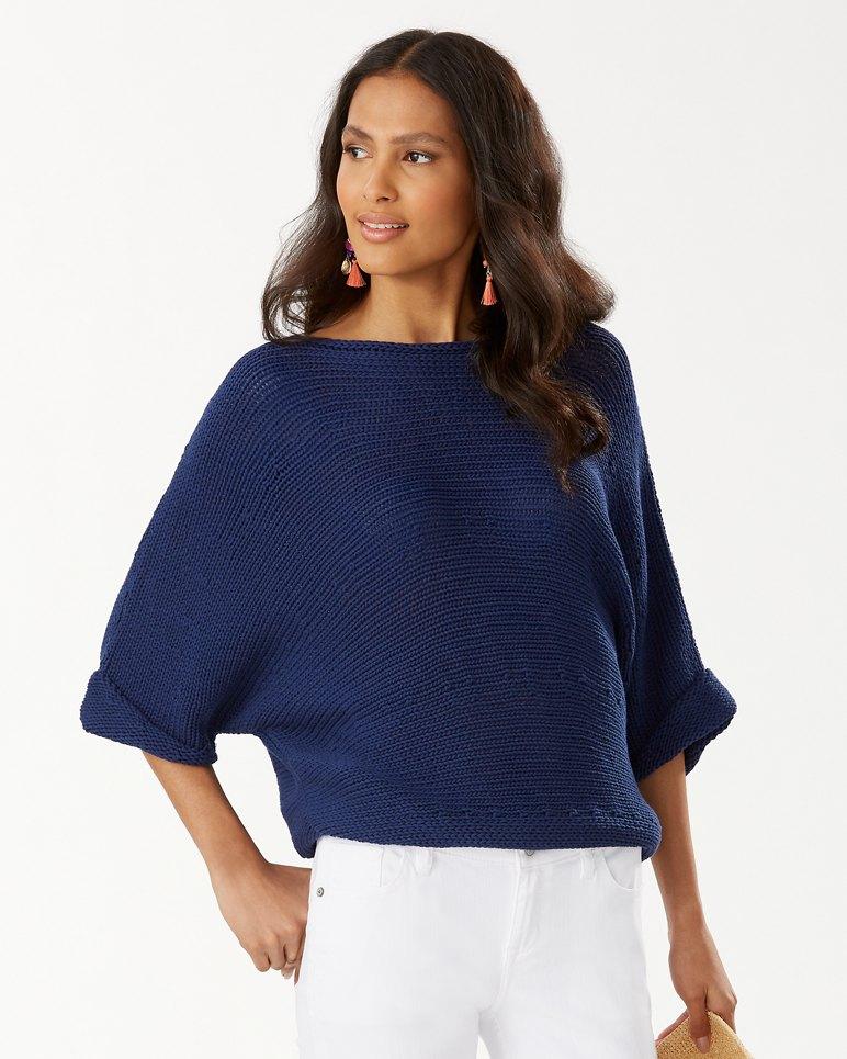 Main Image for Vista Horizons Boatneck Sweater