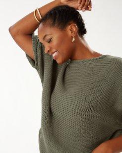 Vista Horizons Boatneck Sweater