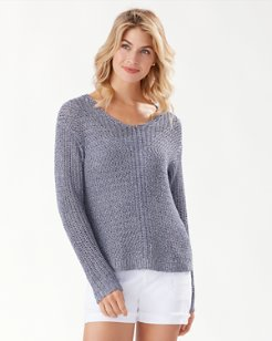 Gea Mesa V-Neck Sweater