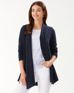 Parker Breeze Cashmere Cardigan