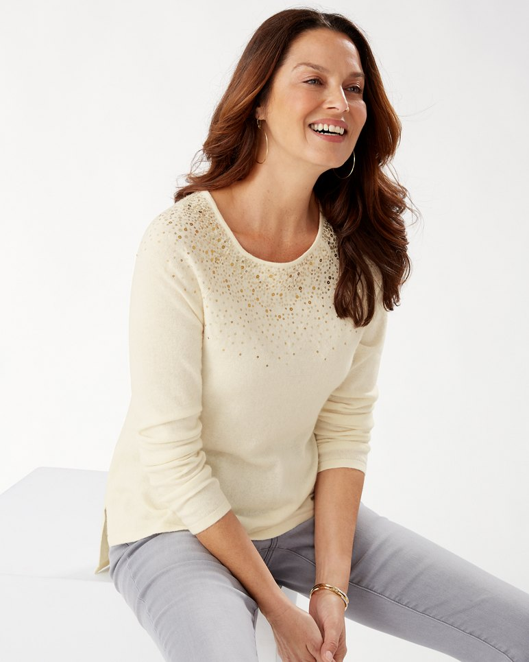 Main Image for Silver Vista Long-Sleeve Sweater