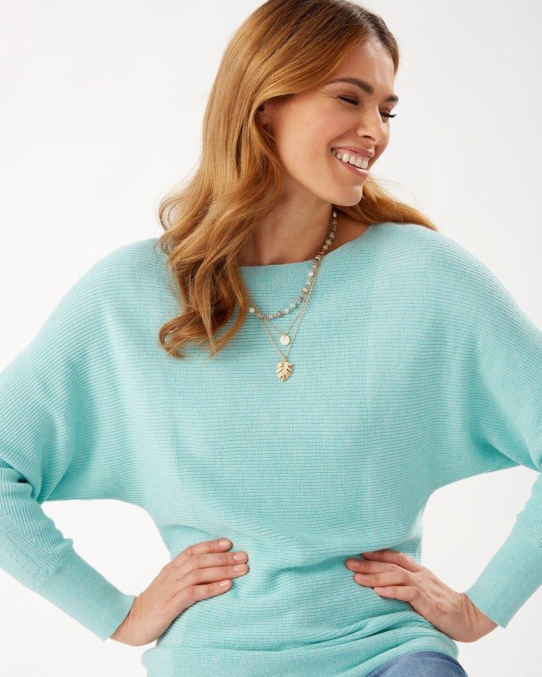 Main Image for Bonita Dolman Boatneck Sweater