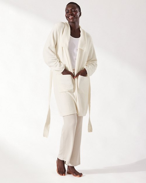 Women's 36-Inch Island Soft® Chenille Robe