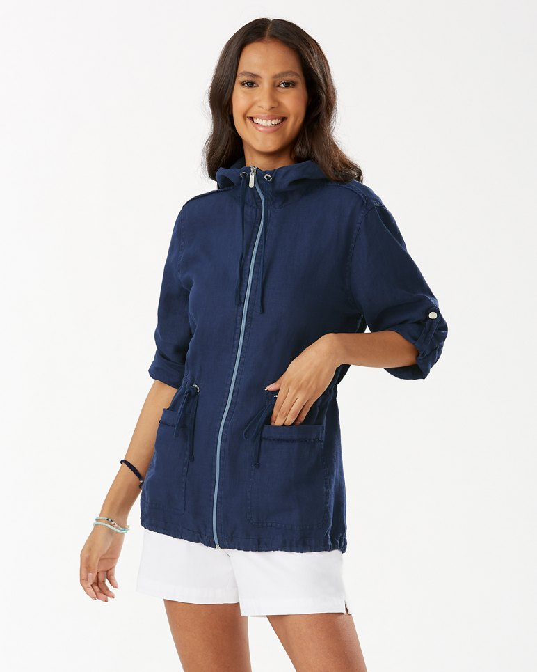 Main Image for Two Palms Linen Anorak