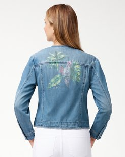 Tahitian Tweets Jacket