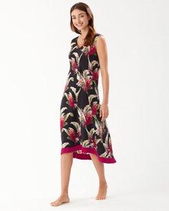 Hi-Low Maxi Gown